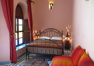 Riad Dar Tamlil, double room